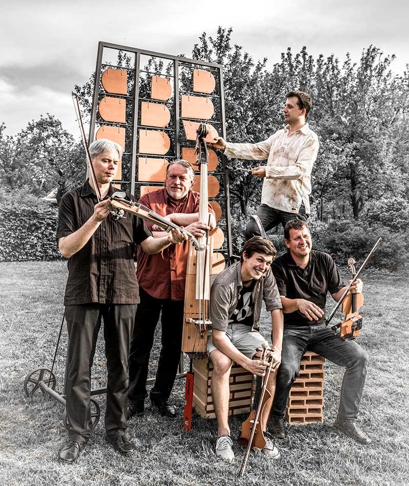 hudební skupina Keramorchestr